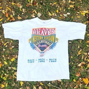 VTG '93 SingleStitch Atlanta BravesChampionsLarge.